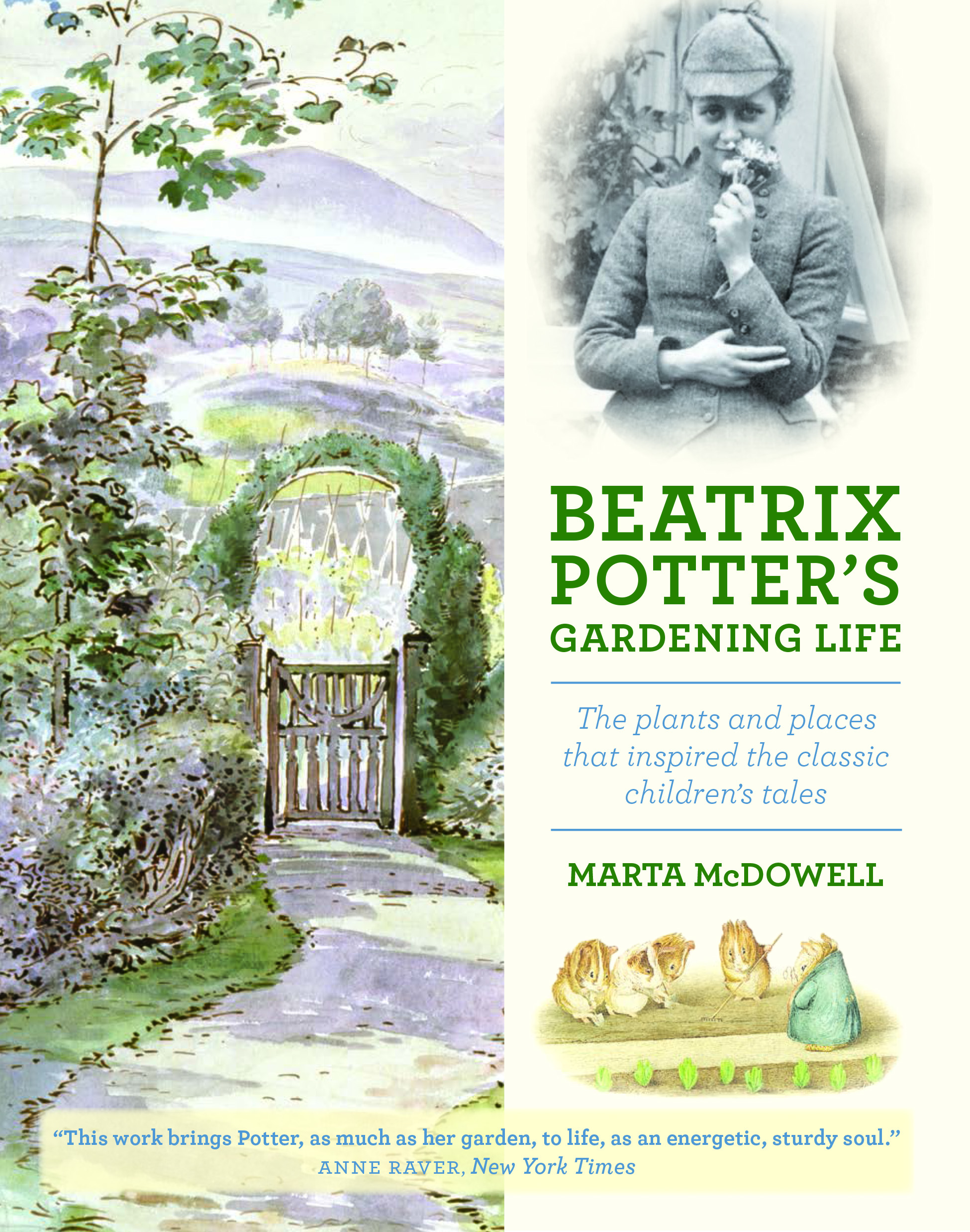 Beatrix Potter Cover CMYK