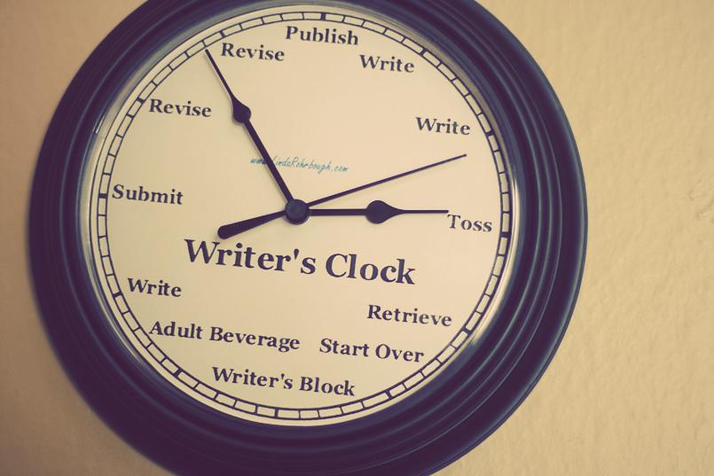 writers-clock