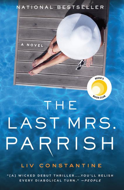 Last Mrs. Parrish PB Cover Art