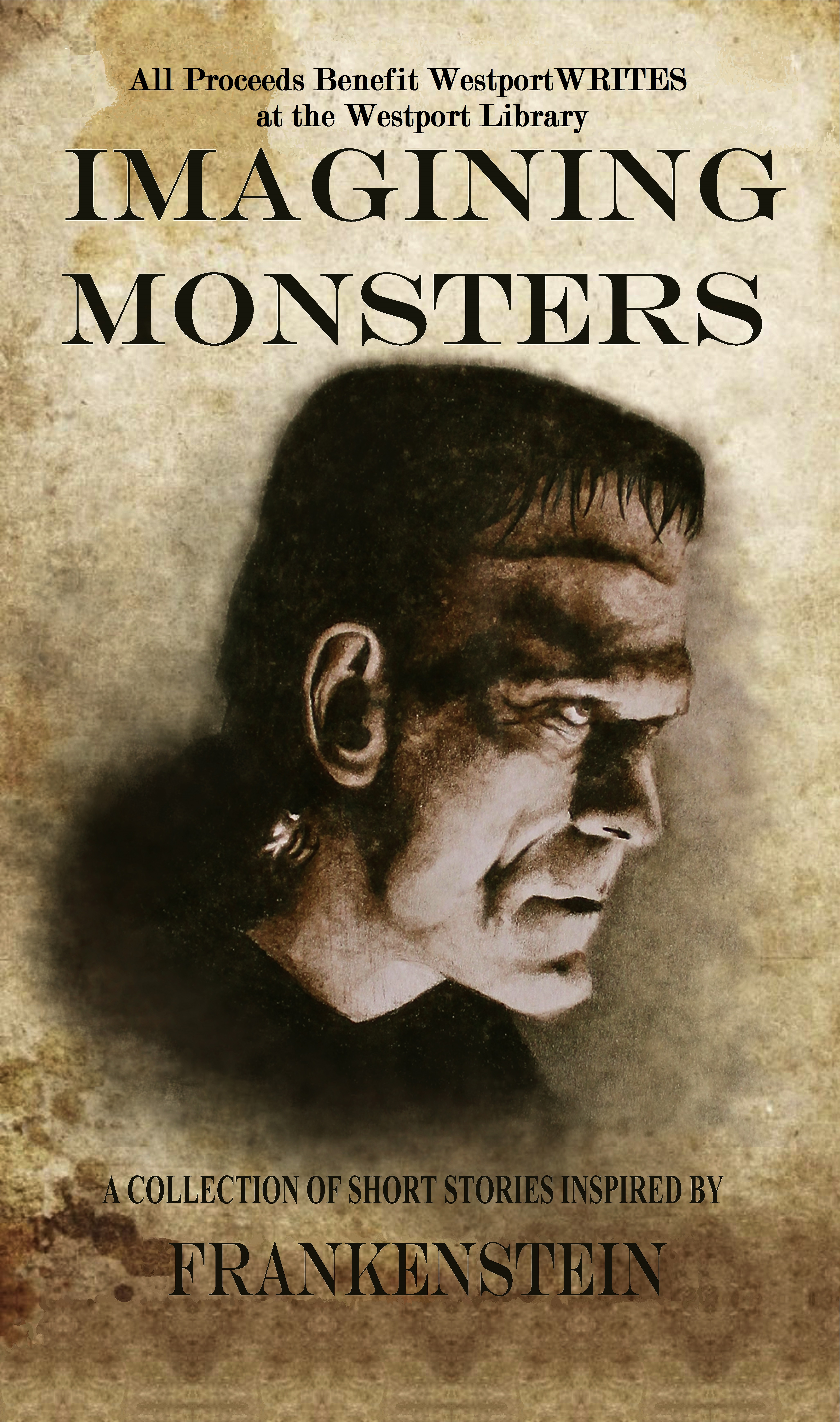 IMAGINING MONSTERS COVER